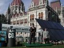 2005 - demonstráció a megújuló energiák alkalmazása mellett